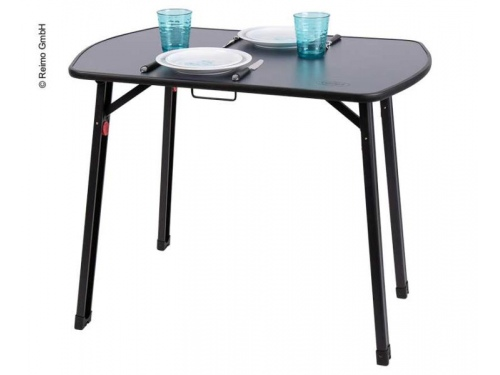 Table de camping Multi Dark 90 x 60 cm
