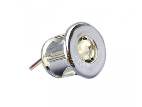 Mini LED 12V à encastrer 0,06 Watt