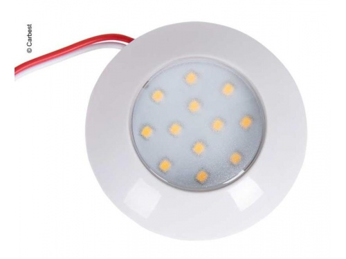 Spot LED 12V blanc à encastrer