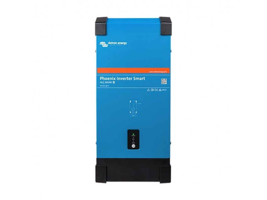 CONVERTISSEUR 12V/230V VICTRON ENERGY PHOENIX 2000VA SMART PUR SINUS
