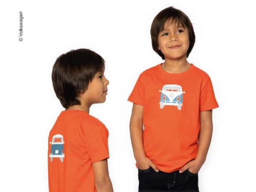 T-shirt KIDS 'Bulli Front' VW Taille 92-98
