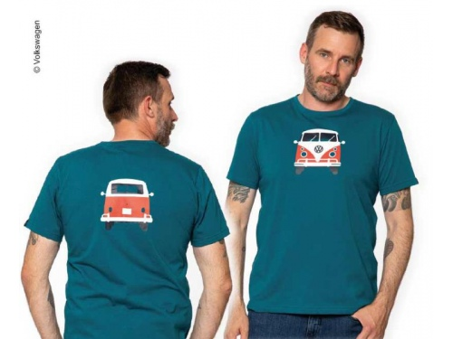 T-shirt homme 'Bulli Front' VW Taille S