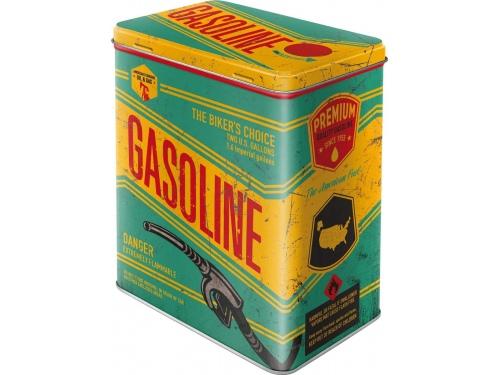 Boite Tin Boxes L Nostalgic Art Gasoline
