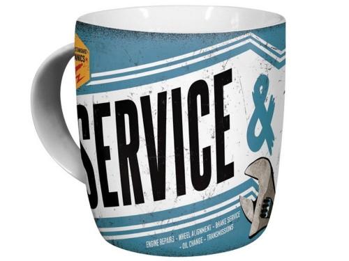 Mug Tasse Nostalgic Art. Collection Service & Repair