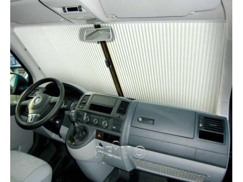Store à enrouler pour pare-brise VW T5 (jusqu'en 2009)