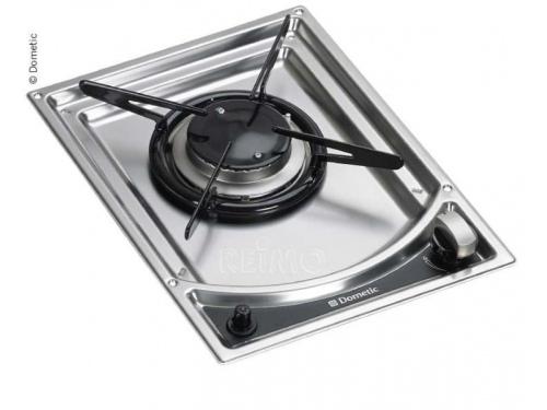 Cuisinière à gaz Dometic 1 feu en inox