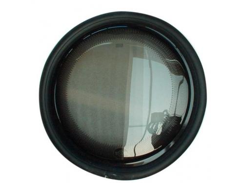 Hublot rigide gris diamètre 362mm