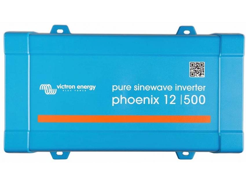 Convertisseur Phoenix 12V/230V 500 VA pur Sinus VE Direct