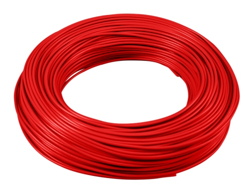 CABLE 6 mm² Rouge HO7VK SPECIAL AUTOMOBILE
