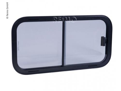 Fenêtre coulissante en verre 500x450mm
