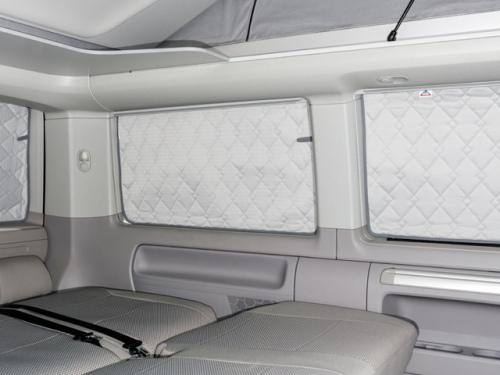 Isolant BRANDRUP Extreme pour fenêtresgauches de l'espace voyageurs VW T6.1 / T6 / T5