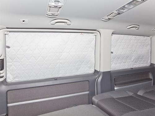 Isolant BRANDRUP Extreme pour fenêtres droites VW T6.1 / T6 / T5