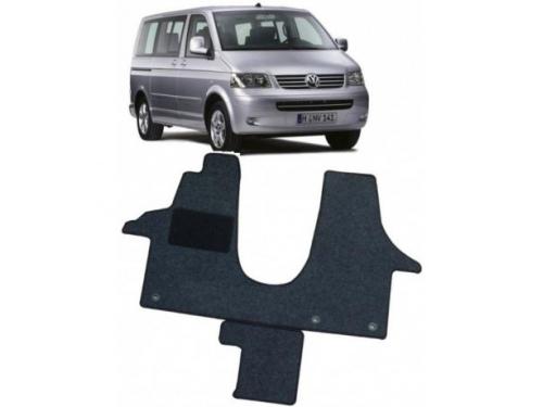 Tapis de sol BASIC pour cabine conducteur VW T6