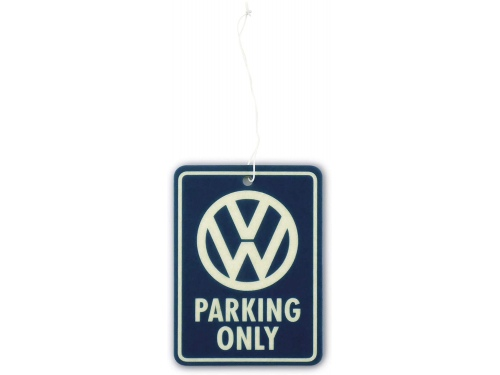 Désodorisant Volkswagen Parking Only Parfum Fresh