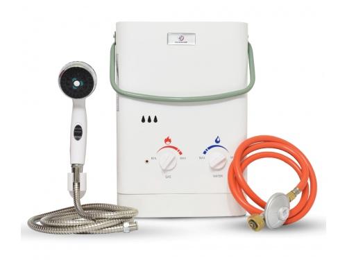 ECOTEMP CEL5 Chauffe-eau portable sans réservoir , 30 mbar
