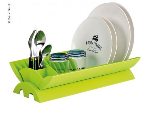 Egouttoir à vaisselle citron Vert