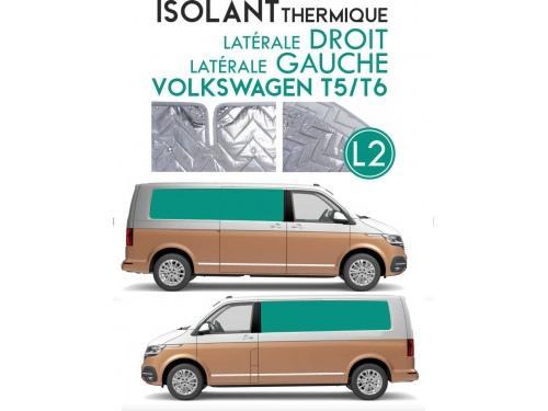 ISOLANT THERMIQUE VOLKSWAGEN T5 ET T6 A PARTIR DE 2003 EMPATTEMENT LONG
