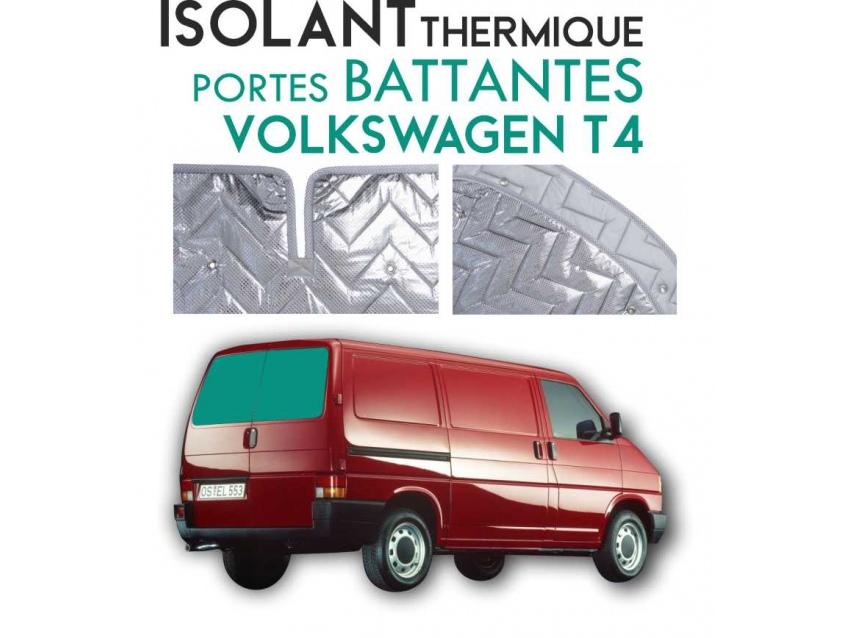 Isolant thermique porte arrière Volkswagen T4 à partir de 1990