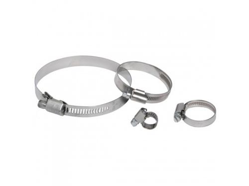 Lot de 5 colliers fils pour tuyau diamètre 40 mm