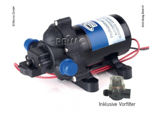 Pompe à eau Carbest 7 L/min motorhome