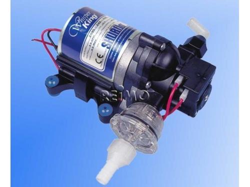 Pompe à eau auto à membrane whisper king Shurflo 10L/min 12V