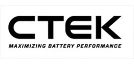 Logo fabricant CTEK